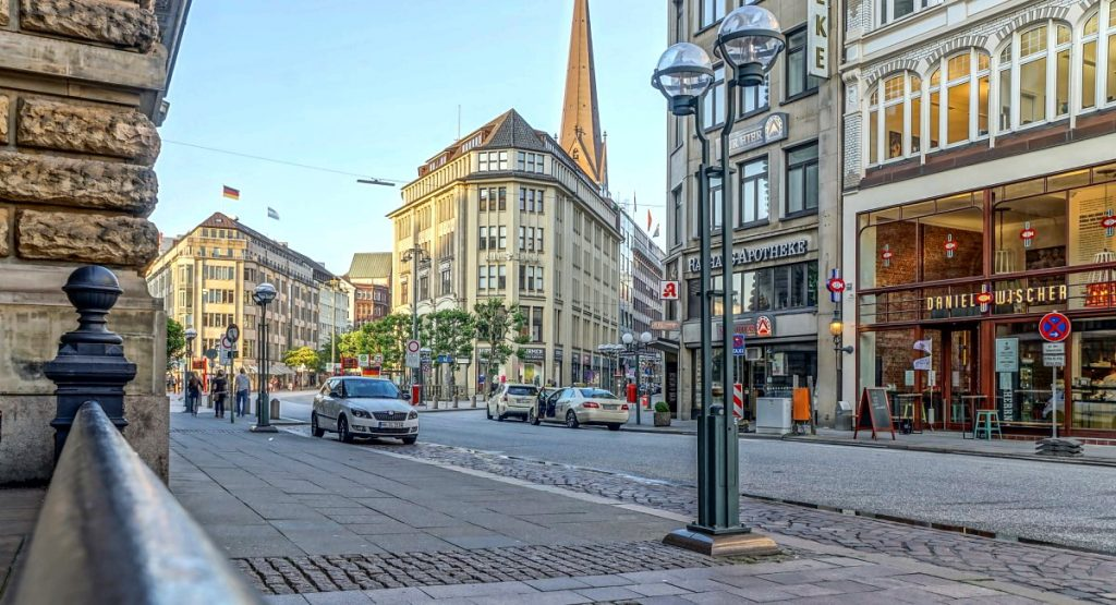 Hamburger Altstadt, Altstadt Schnitzeljagd